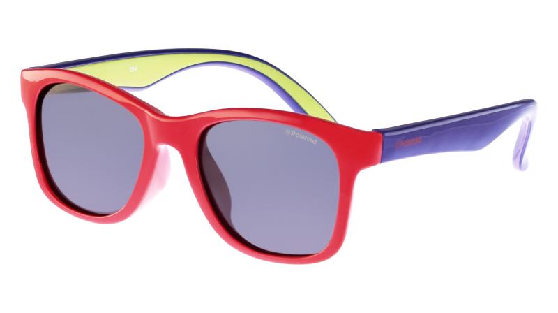PLD 8001/S Vermelho e Azul