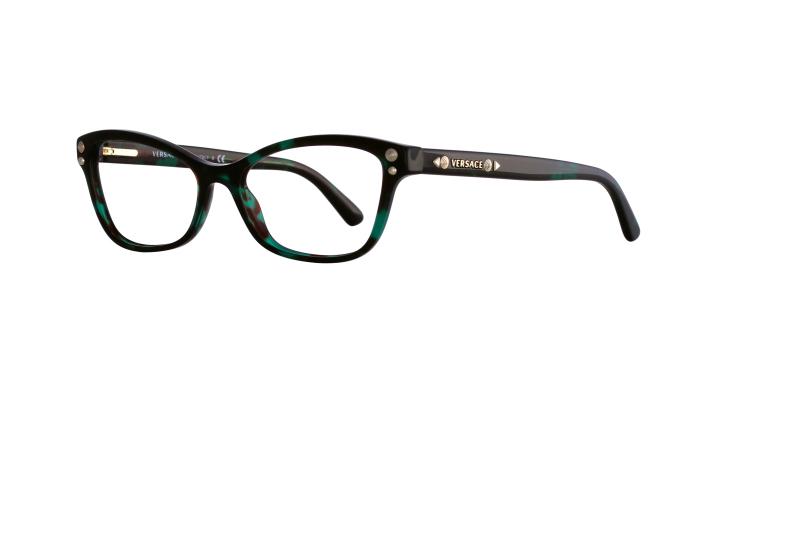 Lunettes de vue Versace VE3208-O-5076-54-16-140 - Opticien Montivilliers dd785536844