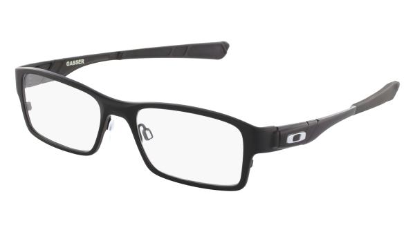 Lunettes de vue Oakley OX50870153GASSER-O-BLACK-53-18-138 - Opticien ... 6c0ad3982e2c
