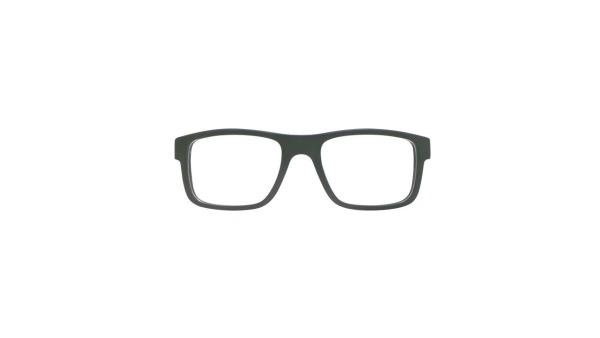 Lunettes de vue Oakley OX1074YUNKYARD-O-107401BLACKGREY - Opticien ... 3db955572a4d