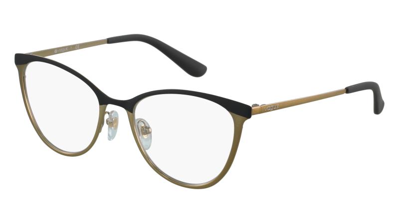 Lunettes de vue Vogue Eyewear VO4001-O-999S-50-18-135 - Opticien La  Madeleine c7fb551b26b6