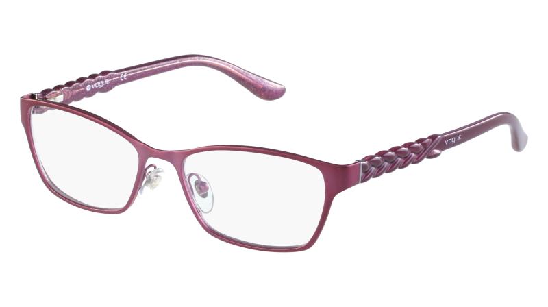 130 Vue De O 52 16 Rose Vogue Vit Eyewear Opticien St Vo3947 Lunettes QtsChrd
