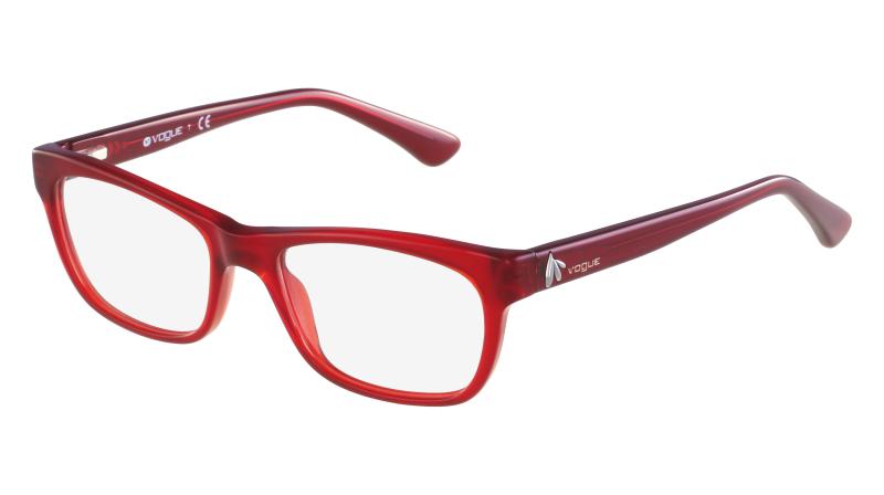 Lunettes de vue Vogue Eyewear VO2767-O-ROUGE-50-17-132 - Opticien DIJON 0e6c7366e3e9
