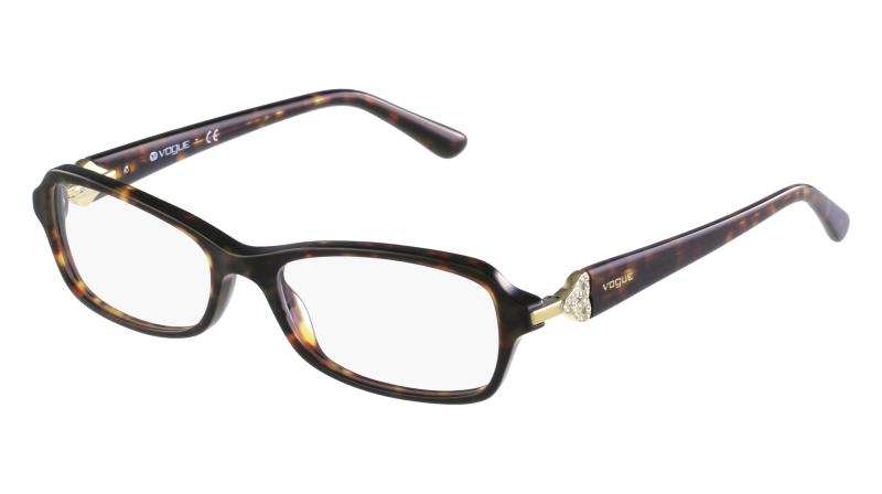 Lunettes de vue Vogue Eyewear VO2789B-O-ECAILLE-52-16-135 - Opticien ... a15fd20e3c7b