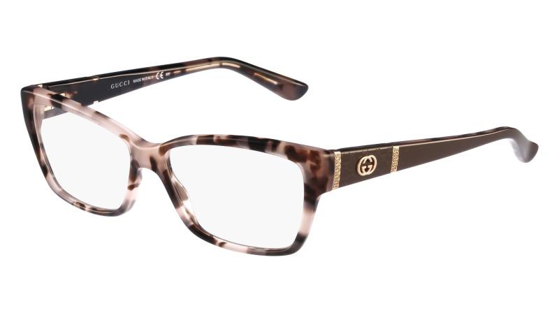 Lunettes de vue Gucci GG3559-O-L76-55-14-135 - Opticien Pau 05d1398299db