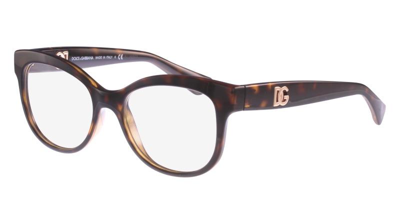 aa2f7ab7308 Lunettes de vue Dolce Gabbana DG5010-O-502-52-17-140 - Opticien LE COTEAU  AMPLEPUIS