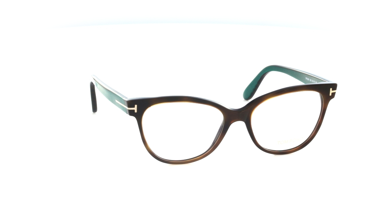 Lunettes de vue Tom Ford FT5291-O-52 - Opticien Paris 27b8986572f6
