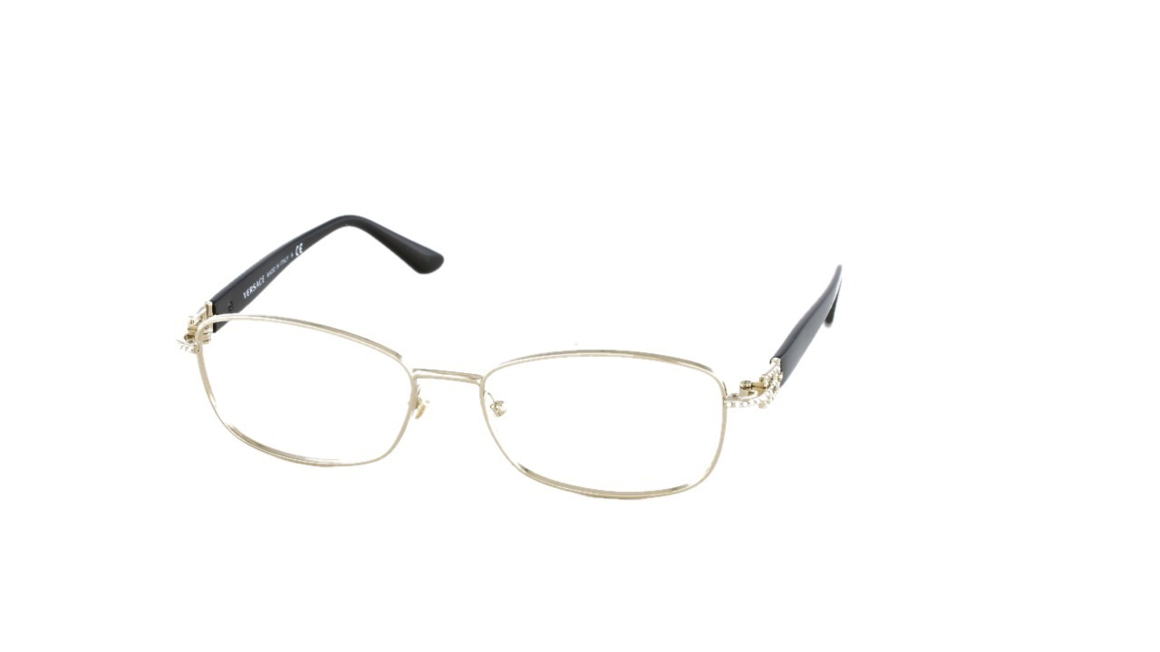 Lunettes de vue Versace VE1226B-O-1252-54-16-135 - Opticien Bondues be6e8d45231