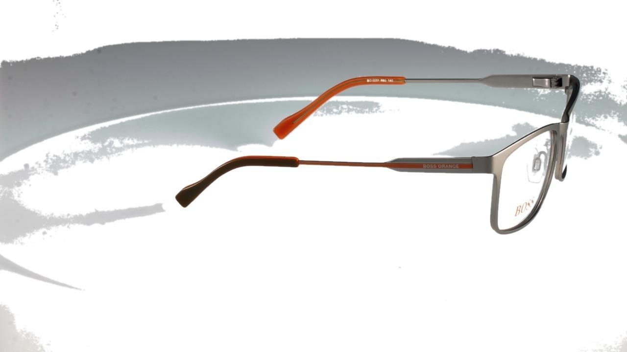 Lunettes de vue Boss Orange BO0231-O-R80-54-17-140 - Opticien Vannes b6b87b505184