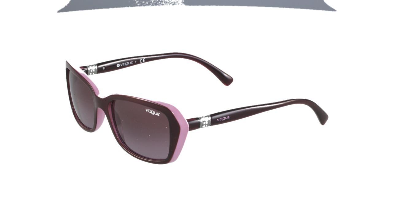 a172ff3e26fec2 Lunettes de soleil Vogue Eyewear VO2964SB-S-23218H-55-17-135 ...