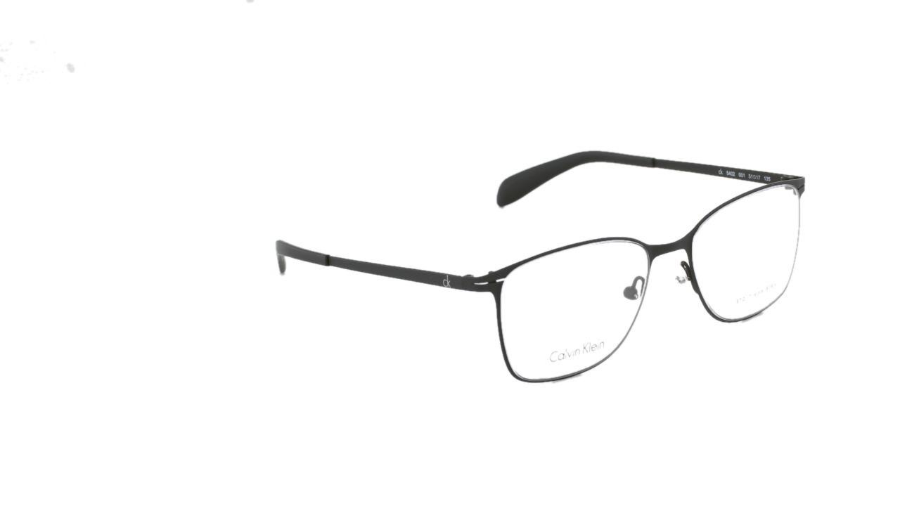 Lunettes de vue ck Calvin Klein CK5402-O-001-51-17-135 - Opticien Vesoul 1ba34dc9e36b