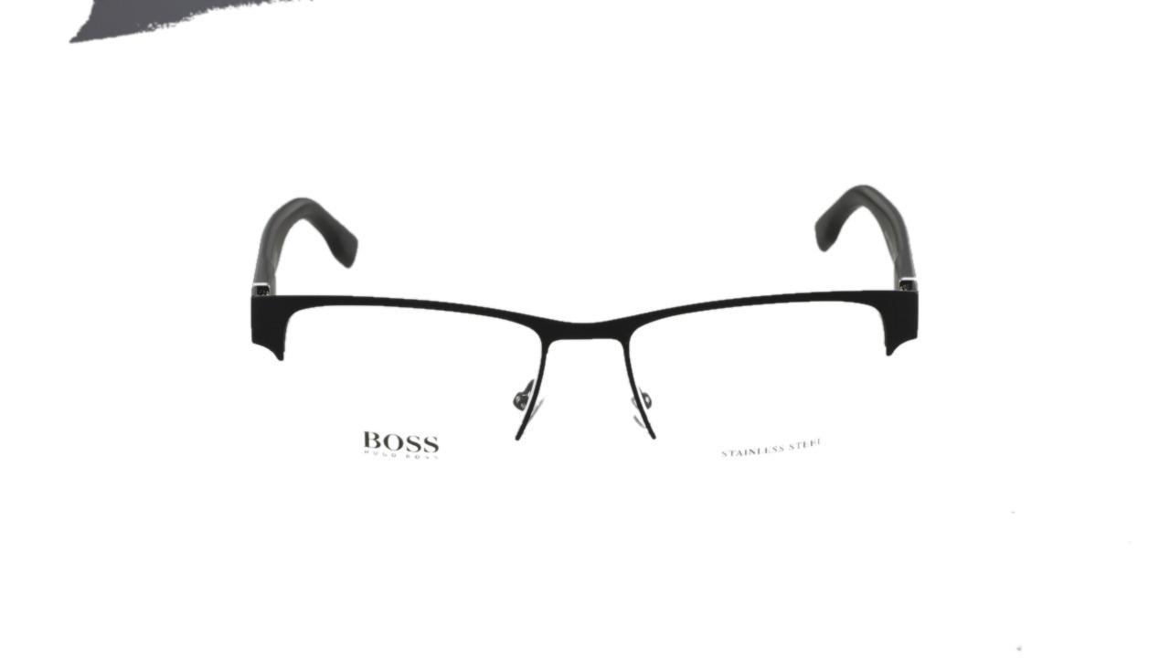 4ab52b05fa2d96 Lunettes de vue BOSS Hugo Boss BOSS0770-O-QMM-55-18-140 - Opticien ...